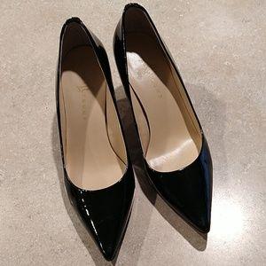 Ivanka Trump black Indigo heels